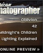 Read Selected articles from American Cinematographer