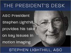 Read ASC President Stephen Lighthill's Monthly Thoughts